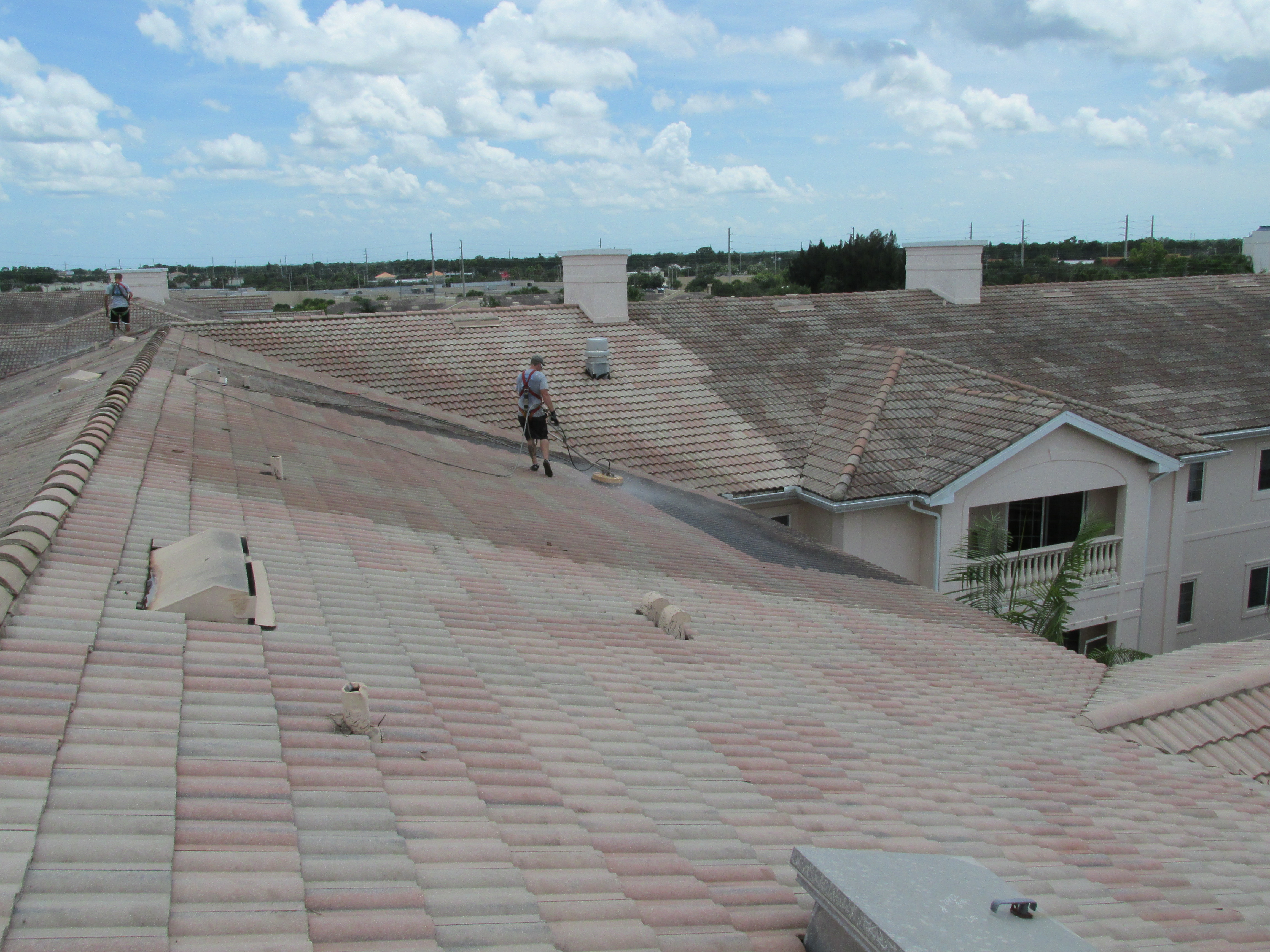 Roof Cleaning A1 Cleaning Concepts